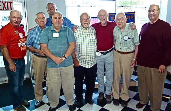 The Rotarian Veterans