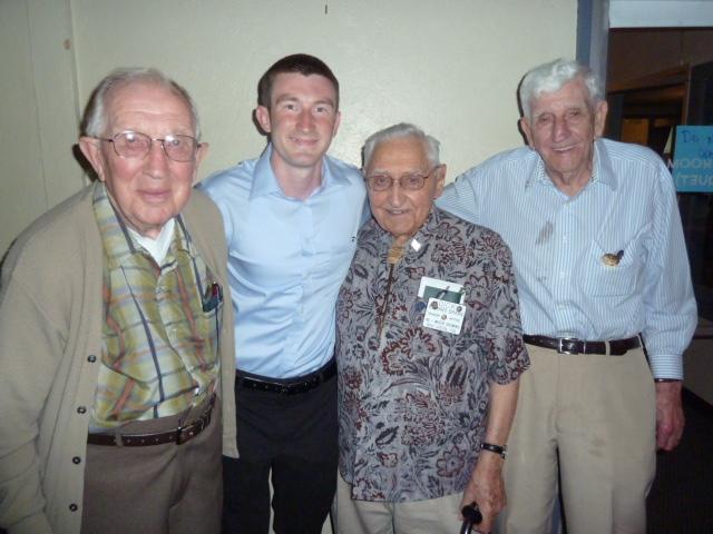 Tenured Rotarians